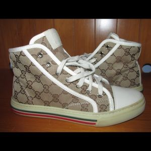 Authentic Gucci women's Sneakers Size 35.5